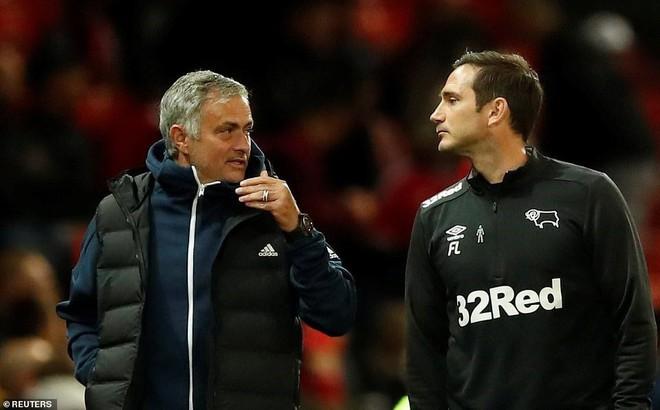 Lampard tin tưởng Mourinho sẽ trở lại Premier League