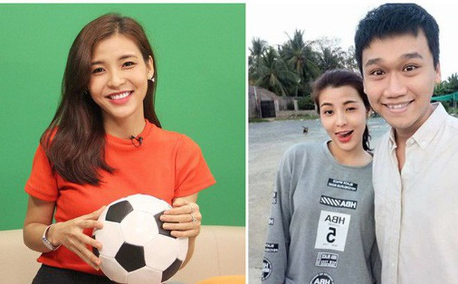 MC Ngô Như Quỳnh mang bầu với người đủ điều kiện sau 1 năm