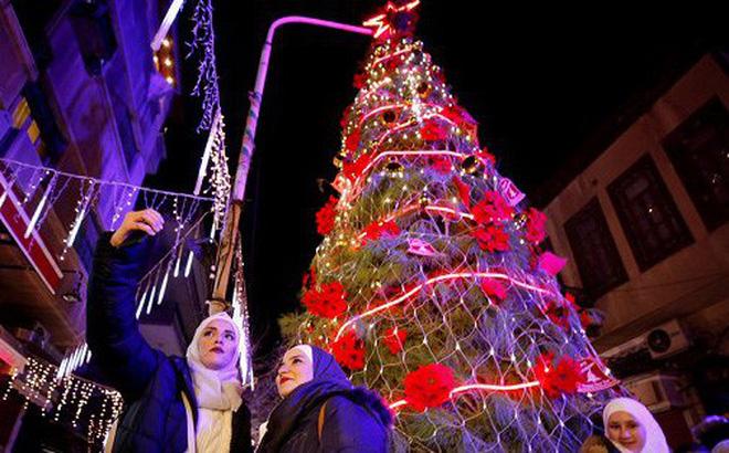 Giáng sinh an lành ở Syria: Từ mảnh đất đau thương đến sự sống và bình yên