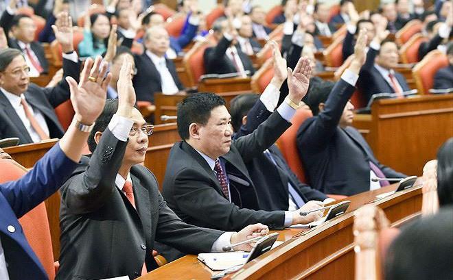 Trung ương lấy phiếu tín nhiệm ủy viên Bộ Chính trị, Ban Bí thư