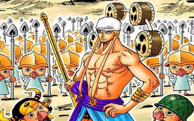 """One Piece: """"Chúa trời"""" Enel sẽ trở lại chiến đấu với Luffy và mở ra bí ẩn của gia tộc """"D"""""""