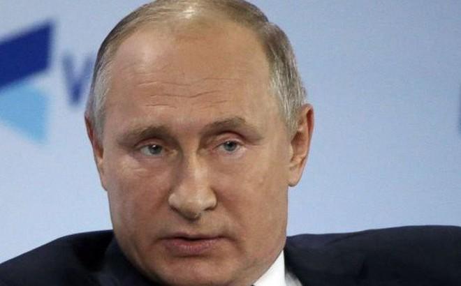 Thế giới đang tốt đẹp hơn khi ông Putin ngồi ghế quyền lực ở Điện Kremlin?