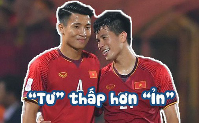 Phát hiện thú vị khiến fan bật cười ở danh sách tuyển Việt Nam dự Asian Cup 2019