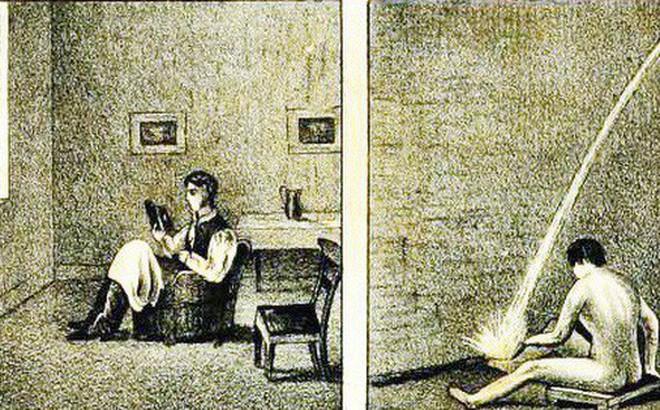 """Chuyện """"đi tắm"""" cũng có lịch sử đen tối: Được sử dụng như một kiểu """"tra tấn"""" để chữa bệnh tâm thần"""