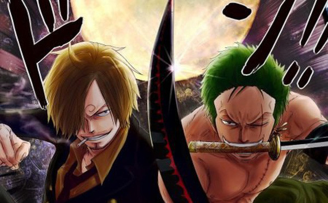 One Piece 929: Zoro trở lại, Sanji và Law đụng độ 2 quái nhân Khủng Long