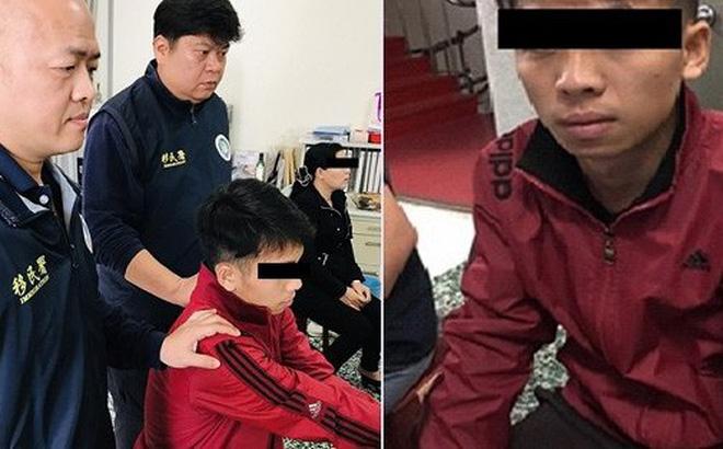 Đài Loan tạm giữ 21 người Việt trong nhóm 152 du khách 'mất tích'