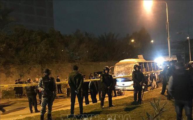 Ngày 31/12, 8 du khách Việt bị nạn trong vụ đánh bom ở Ai Cập sẽ về nước