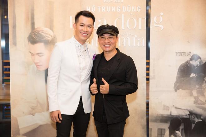 Quang Linh: Tôi và Hồ Trung Dũng đi diễn đều ở cùng phòng - Ảnh 2.