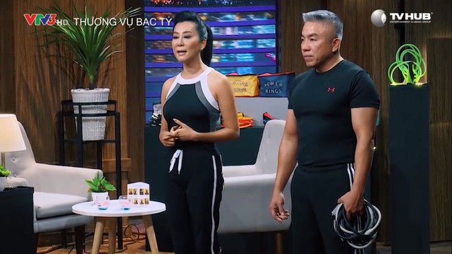 MC Nguyễn Cao Kỳ Duyên đi gọi vốn và cái kết đầy bất ngờ - Ảnh 1.