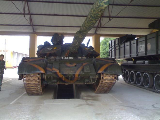 Việt Nam tăng tốc nâng cấp xe tăng T-54/55? - Ảnh 1.