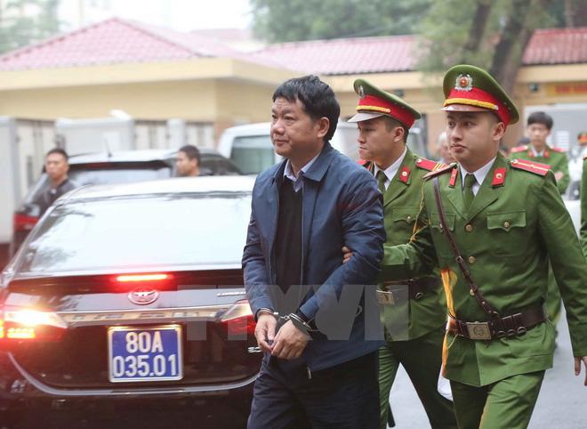 Xét xử ông Đinh La Thăng, Trịnh Xuân Thanh và đồng phạm: Cáo trạng cho rằng Trịnh Xuân Thanh quanh co, cản trở điều tra - Ảnh 15.