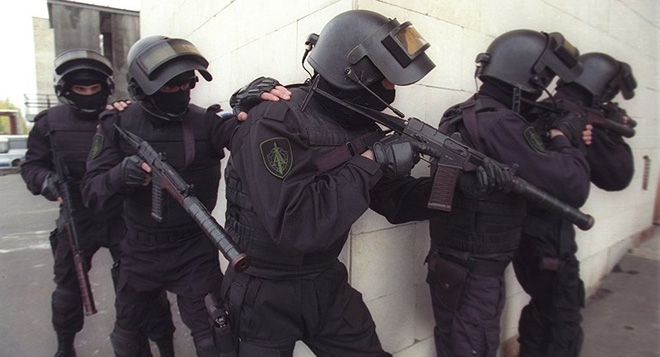 Nga bắt giữ công dân Mỹ bị cáo buộc gián điệp - Ảnh 1.