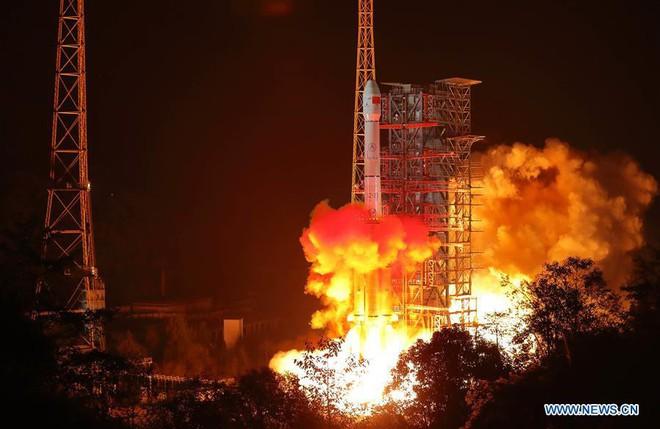 Tàu thăm dò Trung Quốc chuẩn bị đáp xuống Mặt Trăng - Ảnh 2.