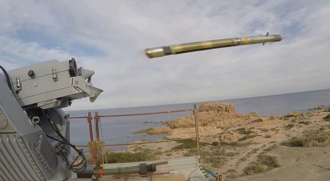 Tên lửa phòng không vác vai Mistral thể hiện khả năng chống hạm ưu việt - Ảnh 3.