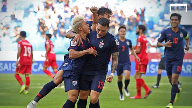 Đội nhà thắng trận đầu tại Asian Cup 2019, CDM Thái Lan hả hê: Giờ thì biết ai là vua của ĐNÁ - Ảnh 1.