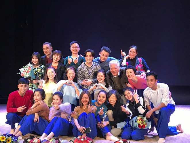 Nhà hát Kịch Việt Nam công diễn vở kịch còn dang dở của cố NSND Anh Tú - Ảnh 4.