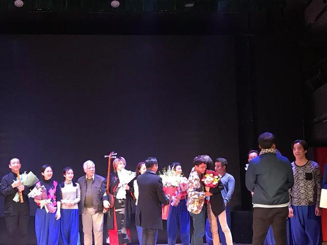 Nhà hát Kịch Việt Nam công diễn vở kịch còn dang dở của cố NSND Anh Tú - Ảnh 3.