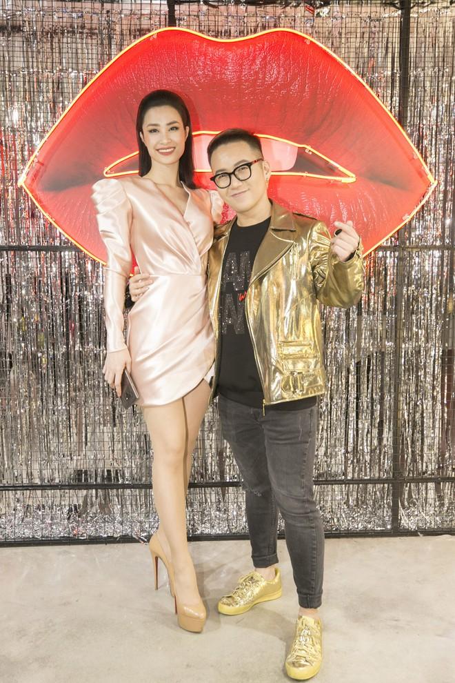Dàn sao xinh đẹp, mặc lộng lẫy xuất hiện tại sự kiện của Chung Thanh Phong - Ảnh 5.