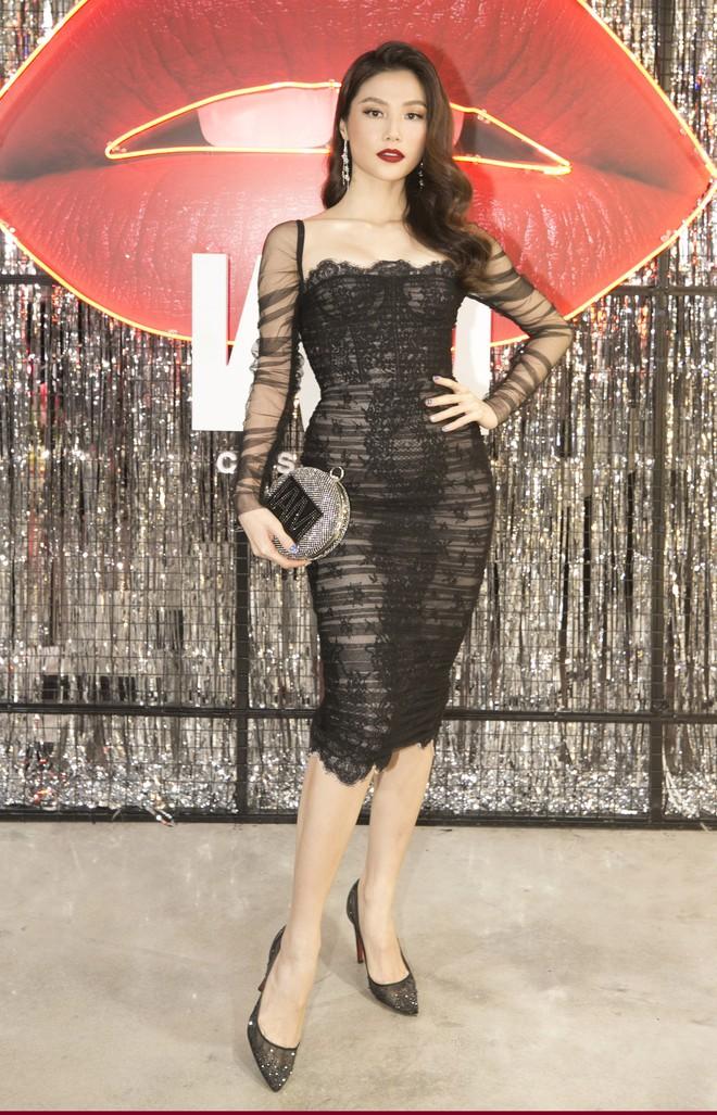 Dàn sao xinh đẹp, mặc lộng lẫy xuất hiện tại sự kiện của Chung Thanh Phong - Ảnh 7.