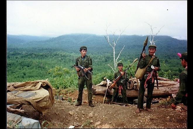 Chiến tranh Biên giới Tây Nam: Những dòng nước mắt đã chảy giữa hai hàng vệ binh - Ảnh 3.
