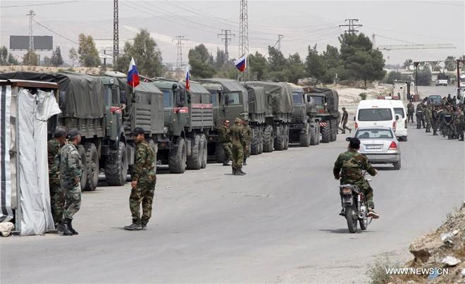 Quân đội Nga đột ngột cơ động ở Syria: Một cái bẫy lớn đang được giăng ra? - Ảnh 1.