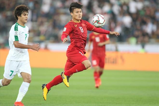 ĐT Việt Nam qua vòng bảng sau lượt trận đầu tiên Asian Cup 2019 - Ảnh 1.