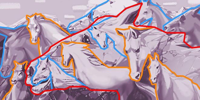 Bạn đếm được bao nhiêu con ngựa trong bức tranh này? Câu trả lời sẽ tiết lộ một số sự thật về chính con người bạn - Ảnh 7.