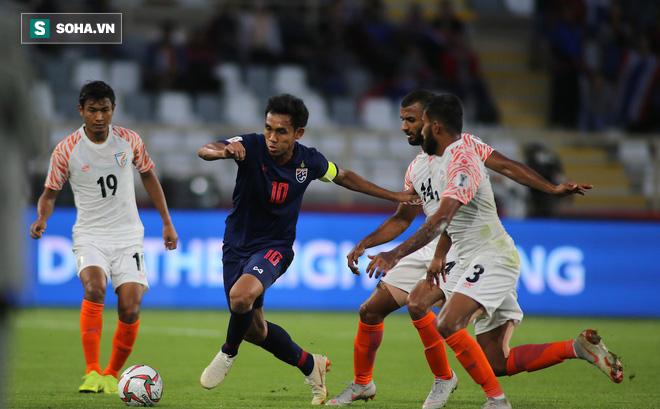 Sau đại bại, Thái Lan sẽ lại gục ngã, đẩy mình vào cảnh ngàn cân treo sợi tóc ở Asian Cup?