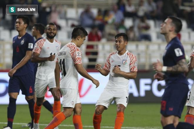 Sau đại bại, Thái Lan sẽ lại gục ngã, đẩy mình vào cảnh ngàn cân treo sợi tóc ở Asian Cup? - Ảnh 1.
