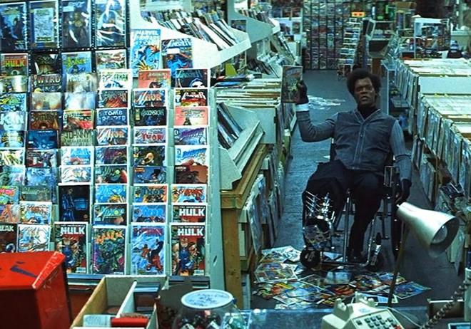 Phim Glass: Tác phẩm siêu anh hùng kiểu mới của đại tá Nick Fury - Ảnh 1.