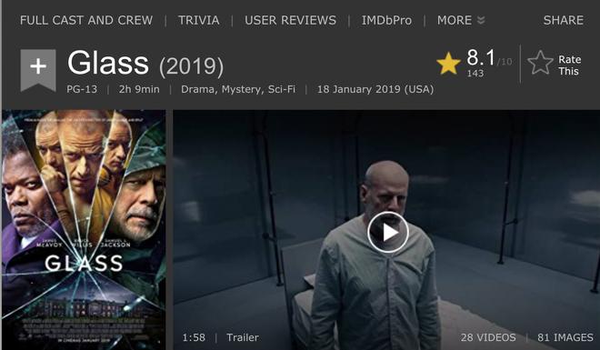 Phim Glass: Tác phẩm siêu anh hùng kiểu mới của đại tá Nick Fury - Ảnh 6.