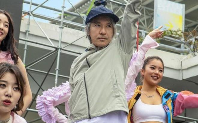 Châu Tinh Trì bất ngờ xuất hiện, nhảy múa với dàn mỹ nữ 9x