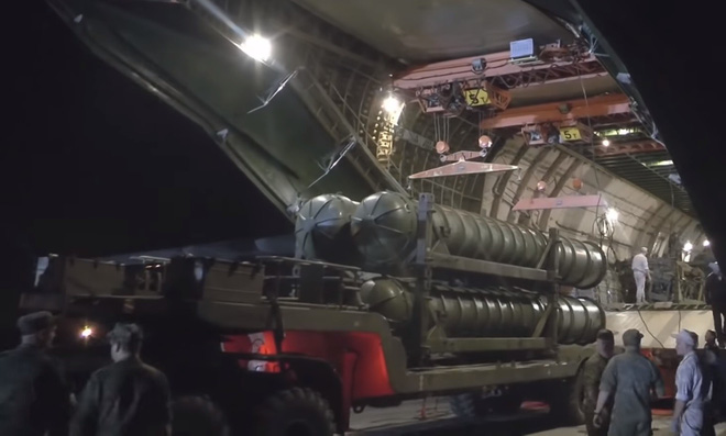 S-300PM Syria ở đâu khi tiêm kích Israel tiếp tục tấn công? - Ảnh 1.