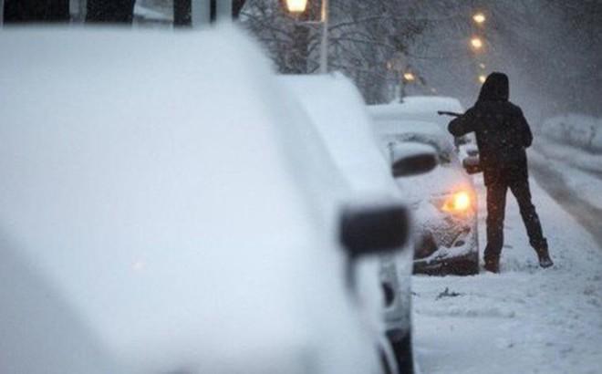 Bão tuyết ảnh hưởng đến cuộc sống của 20 triệu người Mỹ