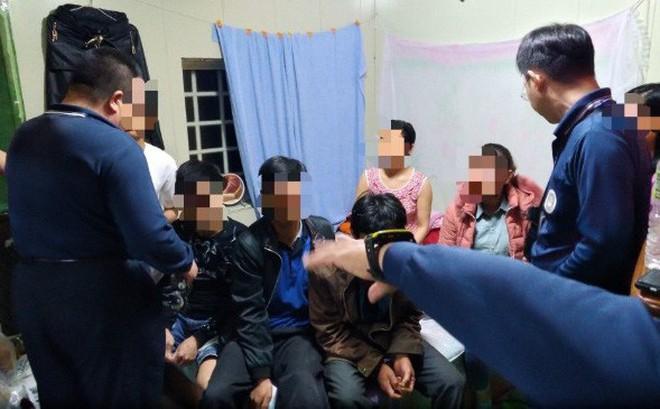 Một nửa số người Việt bỏ trốn tại Đài Loan được tìm thấy