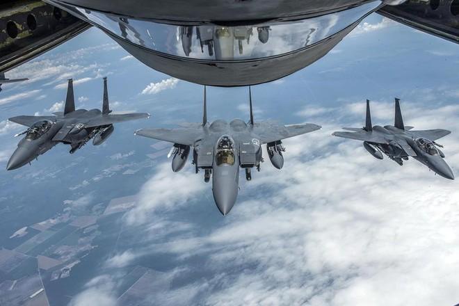 [ẢNH] Bộ sưu tập có một không hai của Không quân Hoa Kỳ - Ảnh 13.