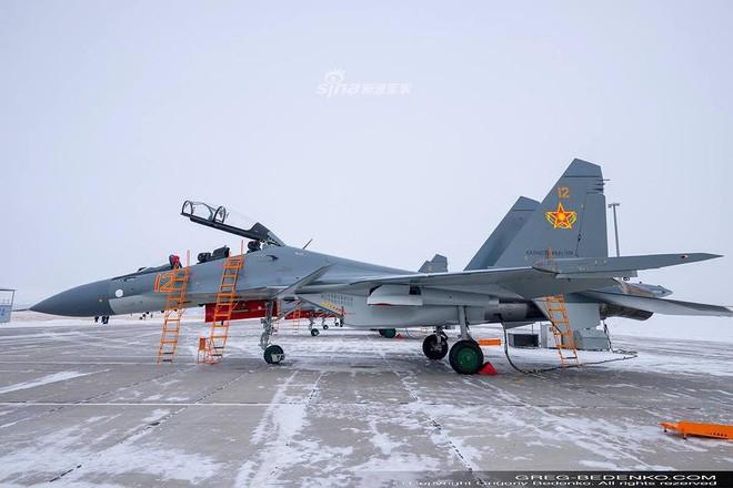 [ẢNH] Phi công Nga đích thân lái Su-30SM nội địa bàn giao cho đồng minh thân thiết - Ảnh 14.