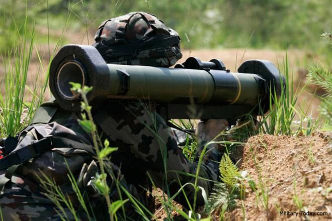 Ảnh: Uy lực đáng nể của súng chống tăng MATADOR - Ảnh 4.