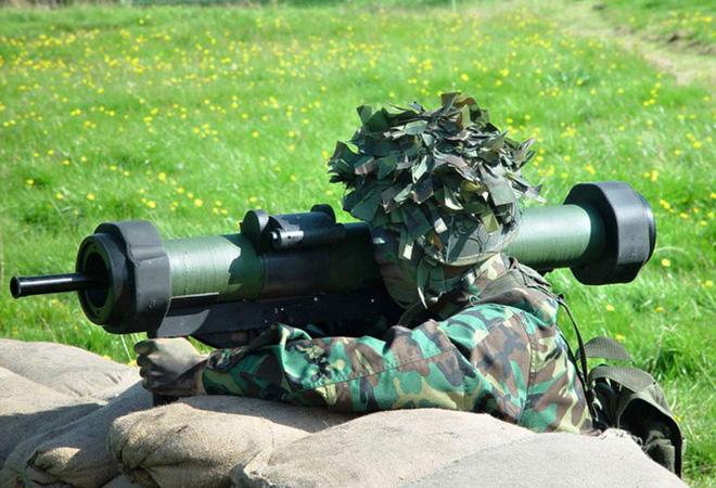 Ảnh: Uy lực đáng nể của súng chống tăng MATADOR - Ảnh 5.