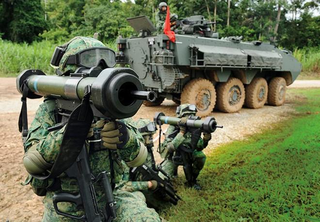 Ảnh: Uy lực đáng nể của súng chống tăng MATADOR - Ảnh 6.