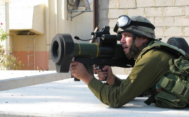 Ảnh: Uy lực đáng nể của súng chống tăng MATADOR