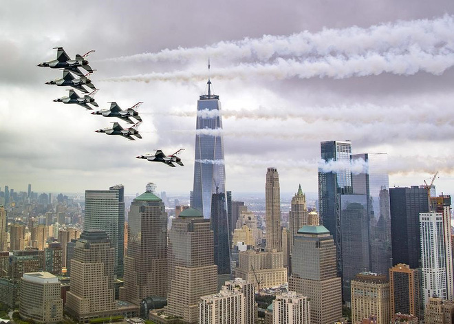 [ẢNH] Bộ sưu tập có một không hai của Không quân Hoa Kỳ - Ảnh 9.