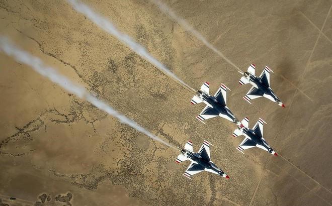 [ẢNH] Bộ sưu tập có một không hai của Không quân Hoa Kỳ