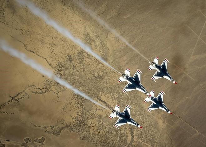 [ẢNH] Bộ sưu tập có một không hai của Không quân Hoa Kỳ - Ảnh 10.