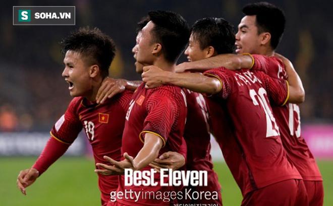 """Báo Hàn Quốc chỉ ra """"điểm yếu chết người"""" khiến Việt Nam khó tạo địa chấn ở Asian Cup"""