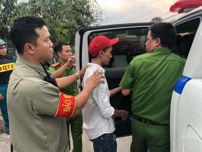 Tài xế dương tính ma tuý lái xe container chạy vào cảng ở Sài Gòn  - Ảnh 2.
