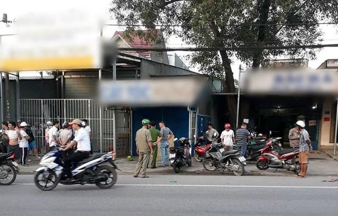Nguyên nhân nam thanh niên chết trong tư thế ngồi trên xe máy - Ảnh 1.