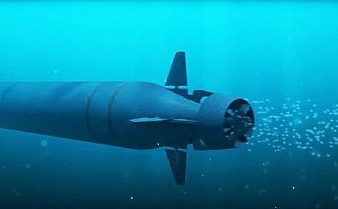 [ẢNH] NATO hốt hoảng khi Nga công bố số lượng ngư lôi hạt nhân Poseidon sắp trực chiến - Ảnh 12.