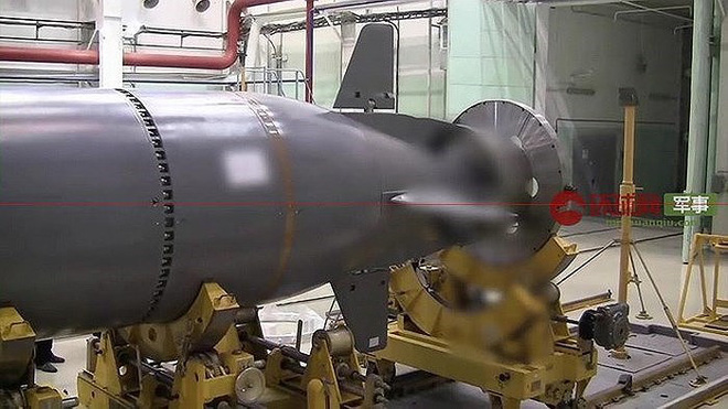 [ẢNH] NATO hốt hoảng khi Nga công bố số lượng ngư lôi hạt nhân Poseidon sắp trực chiến - Ảnh 15.