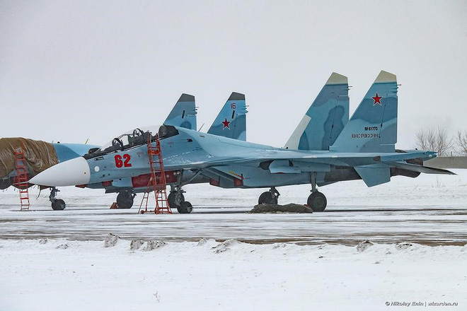 [ẢNH] Bất ngờ lớn khi số lượng tiêm kích Không quân Nga nhận năm 2018 sụt giảm mạnh - Ảnh 3.